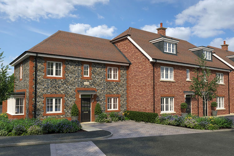 Show home opens on Easter Saturday to launch Greys Mews, Henley on Thames
