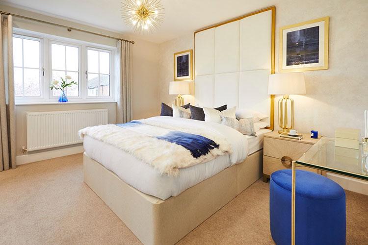 Greys Mews' interior design reflects Henley setting